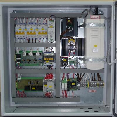 Шкаф автоматической системы