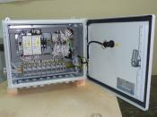 """По заказу АО """"КБСМ"""" Компания сдала заказчику (ФГУП Горно-химический комбинат) систему автоматического управления платформами передаточными для внутриобъектного перемещения УКХ СМ-786."""
