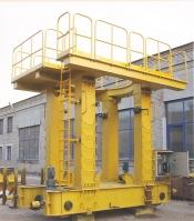 Для ФГУП Горно-химический комбинат компания поставит систему автоматического управления тележкой передаточной, использующейся в технологических операциях по разборке и дезактивации контейнеров.