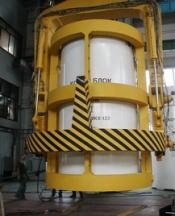 Для ФГУП Горно-Химический комбинат компания поставит систему автоматического управления траверсой - кантователем упаковочного комплекта хранения отработанного ядерного топлива.